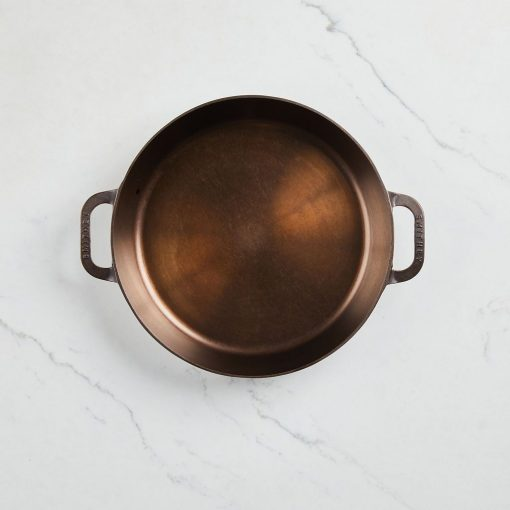 No. 14 Dual Handle Skillet – Smithey Ironware