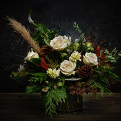 Forager's Dream - Christmas Bouquet - Bridgeland Calgary