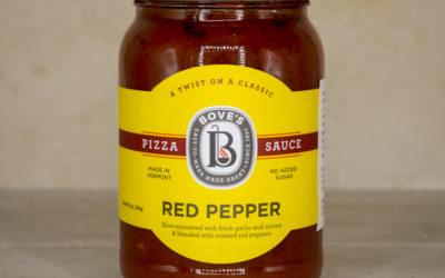Boves Pizza Sauce – Red Pepper