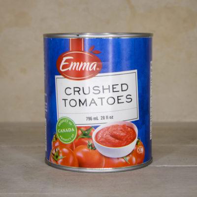 Emma Crushed Tomatoes