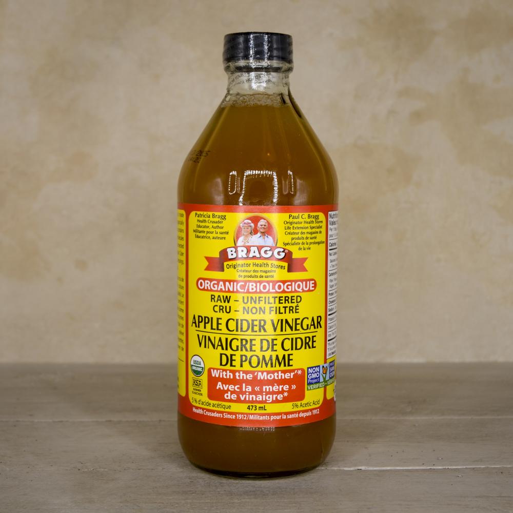 Bragg Apple Cider Vinegar Organic 946Ml