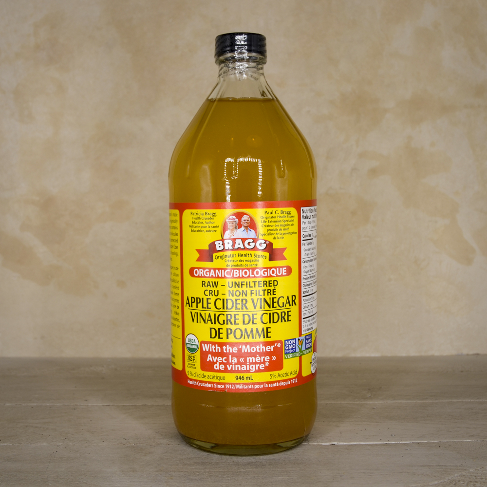 Braggs Apple Cider Vinegar 946ml - Black Box Product Reviews